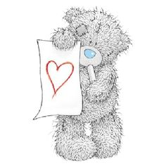 Valentine Teddy Bear - Teddy Bear Images