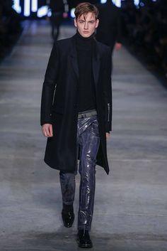 l-homme-que-je-suis:  Jakob Hybholt Diesel Black GoldFall/Winter 2014  London Fashion Week