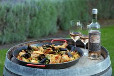 Emma's Seafood Paella - My Market Kitchen Emma Dean, My Market, Seafood Paella, Rice Dishes, Chicken Recipes, Cooking Recipes, Ethnic Recipes, Kitchen, Cooking