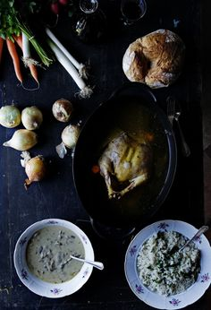 "From Mimi Thorisson's Blog ""Manger"" photos by Oddur Thorisson"