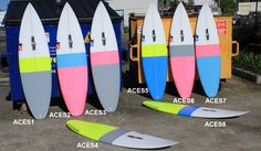 Surfboard Sprays - JS Industries