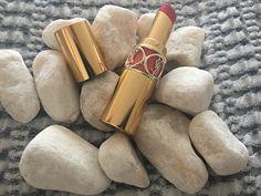 #Lipstick #YSLRougevolupteshine 43 #lips #clairebaker #makeup
