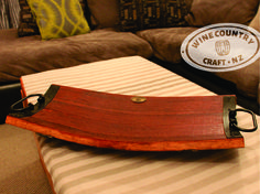 Wedding Present New Zealand : New Zealand wine barrel platters on Pinterest Ultimate wedding gifts ...