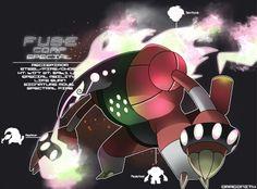 F.U.S.E. Corp Special: Regispiror by Dragonith on DeviantArt (Pokemon)