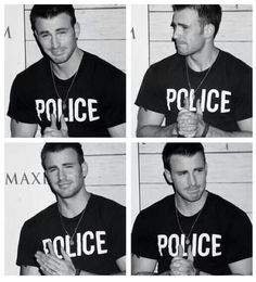 Chris Evans - Captain America it should be a crime to look this hot. Capitan America Chris Evans, Chris Evans Captain America, Capt America, Robert Evans, Fire And Desire, Christopher Evans, Ange Demon, Lisa, Steve Rogers