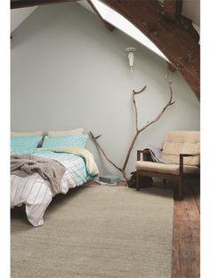 Tapis en laine Yeti Beige 200x300 cm