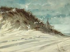 art by carolyn blish | CLICK BACK TO SEASHORE GALLERY CLICK TO OTHER COLLECTIONS