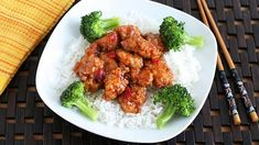 Make your own version of the classic Chinese-American takeout dish, General Tso's Chicken, right at home.