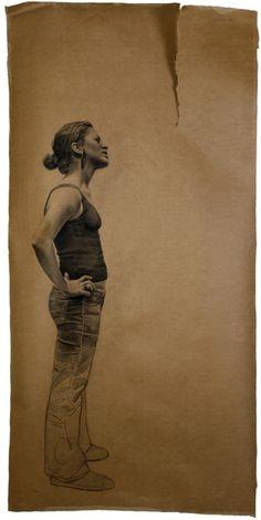 Retratos IV / Portraits IV on Behance