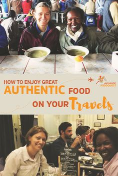 When it comes to traveling, most people play it safe. The more exotic or different the place is, the safer people tend to become with their food choices. We believe that one of the best ways to experience the local food and culture is through authentic food.