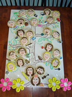 Cookie Family Tree
