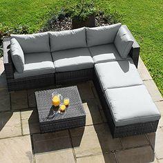 Pin By Nicola Palmer On Garden Furniture Pinterest Gardens Grey And Sofa