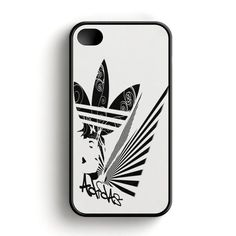 Straight Adidas iPhone 4|4S Case