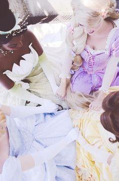 I love these vintage pastel feel Disneyland photos