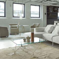 Spider sofabord - 70x70cm - Sofaborde - Borde - Møbler