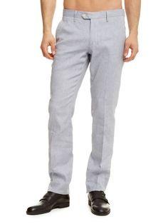 Pantalones Marciano De Lino