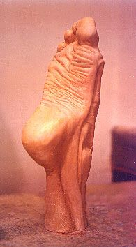 Keropian Sculpture / Anatomy Sculptures of the Feet Leg Reference, Anatomy Reference, Leg Anatomy, Human Anatomy, Anatomy Sculpture, Body Board, Traditional Sculptures, Ap Art, Life Drawing
