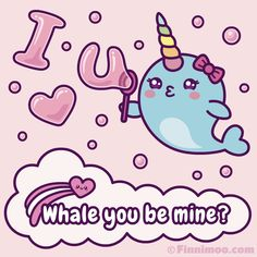 Cartoon Gifs, Cute Cartoon Wallpapers, Cartoon Drawings, Kawaii Narwhal, Cute Narwhal, Cute Kawaii Drawings, Cute Animal Drawings, Comic Pictures, Whales