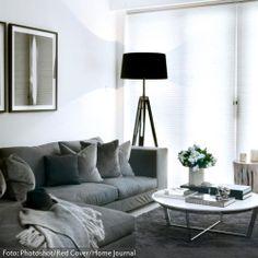 Kleines Wohnzimmer In Grau Streichen   Wohnzimmer Streichen U2013 106  Inspirierende Ideen | Home | Pinterest | Wohnzimmer Streichen, Kleine  Wohnzimmer Und ...