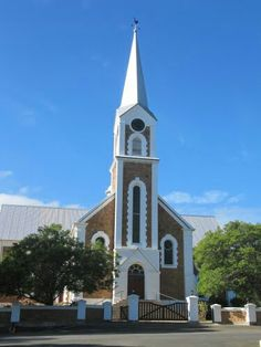 Joubertina NG Kerk Church Building, Place Of Worship, Mosques, Cathedrals, Notre Dame, South Africa, Architecture, Towers, Places
