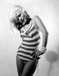 Debbie Harry. S)