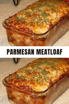 Ingredients 1 lb ground turkey 1 lb ground beef 2 eggs #recipe #meatloaf How To Dry Oregano, How To Dry Basil, Ground Turkey, Ground Beef, Parmesan Meatloaf, Easy Recipes, Easy Meals, Gluten Free Bread Crumbs, Italian Cheese