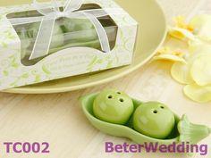 婚礼小物 翠绿小豌豆调味罐 胡椒瓶 欧美婚庆用品 婚礼回礼TC002-淘宝网