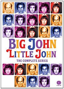 Big John, Little John is an NBC Classic Kids Comedy from 1976. The show stars Herb Edelmanas Big John, a Junior High School science teacher who takes a sip from the fountain of youth. At the most inopportune moments, Big John becomes a 12-year-old version of himself Little John played by Robbie Rist. Enjoy for the first time ever on DVD all sorts of hilarious adventures as Big John tries to find a cure so he can live a normal life! Bonus Features: All 13 Episodes