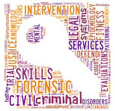 Forensic psychology is used in providing expert testimony in court, treating mentally ill offenders, and also in analyzing criminals.  This Forensic Psychology Online web page provides more details on the field and on the programs for it.