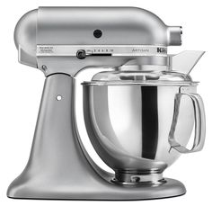 This Metal Tilt Head Stand Mixer From Kitchenaid S Series Is A Must Have On Every Wedding Registry