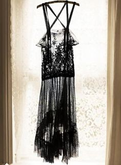 Free People's sheer Milicent Slip made with pointelle lace in a delicate floral pattern. Love<3