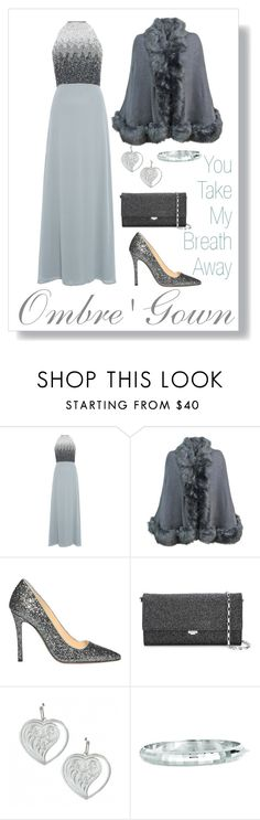 """""""Ombré: You take my breath away"""" by ms-ironickel ❤ liked on Polyvore featuring Lace & Beads, L'Autre Chose, Michael Kors and BillyTheTree"""