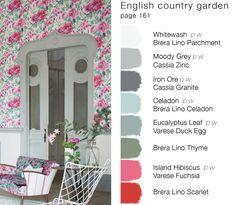 English-Country Garden - ELLEDecor.com