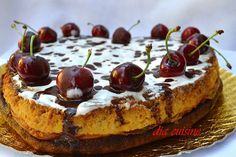 Tort Crema de zahar ars ~ Bucatar maniac si prietenii