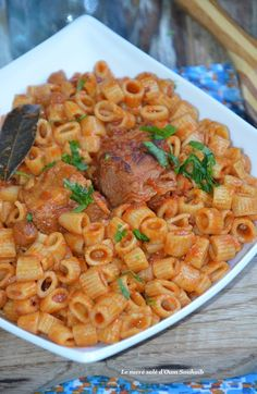 Food During Pregnancy, Healthy Dinners For Two, Tunisian Food, Arabian Food, Dinner For Two, Middle Eastern Recipes, I Foods, Pasta Salad, Vegan Recipes