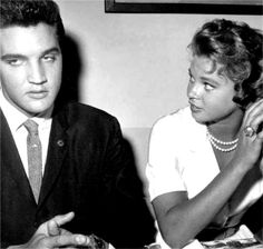 September 12 1960 Elvis and Juliet Prowse, costar in G.I. Blues, attended a special screening of the movie.