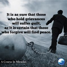 <3 Type 'AMEN' if you're willing to forgive <3  - A Course In Miracles citation http://www.the-course-in-miracles.com/freecourse