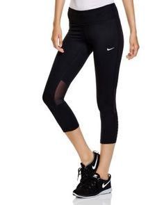 Nike Epic Run Crop Leggings | Bloomingdale's