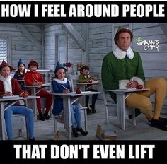 gym humor...do you even lift?