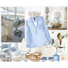 Beach time!!, created by bonnaroosky on Polyvore