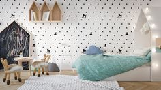 Stylish Kids Room Designs with Sophisticated Decor Which So Attractive - RooHome | Designs & Plans