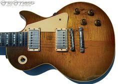 1959 Gibson Les Paul Standard Guitar.