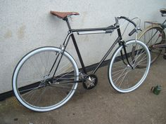 Sean Marsh's bicycle