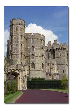 Windsor Castle - Berkshire England
