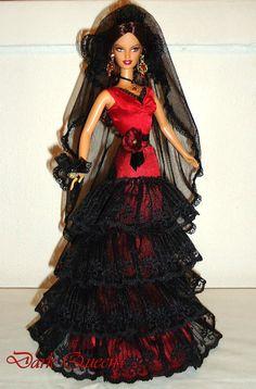 Spain Barbie