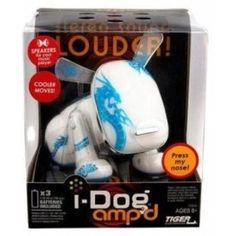 I-DOG AMP'D - Blue Tattoo *** You can get more details by clicking on the image. (This is an affiliate link) #KidsElectronics