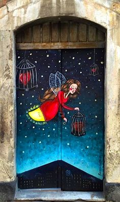 Stunning Doors - Catania, Sicily, Italy