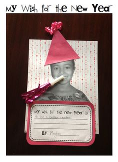 Erica Bohrer's First Grade: Happy New Year Common Core Math and Literacy Activities, Plus Art Projects! New Years Activities, Holiday Activities, Classroom Activities, Educational Activities, Craft Activities, 1st Grade Writing, Kindergarten Writing, Winter Fun, Winter Theme