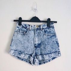American Apparel High Waisted Jean Shorts NEW WITH TAGS. Super trendy and very versatile! Great to style with crop tops or to tuck tops into! American Apparel Shorts Jean Shorts