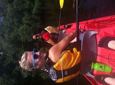 Kayaking in Boston. #Charles River